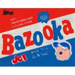 Bazooka Gum Bubblegum...