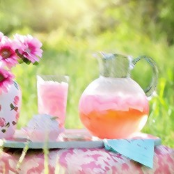 Pink Lemonade Flavour...