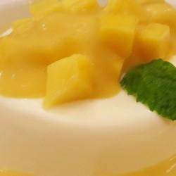 Mango Custard Flavour...