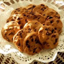 Chocolate Chip Cookie Flavour Concentrated Food Flavouring
